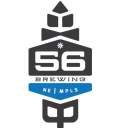 Logo of 56 Brewing NE Nectar