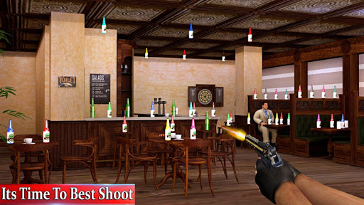 Bottle Shooting : New Action Games 2019 modavailable screenshots 5