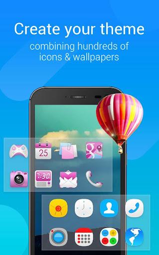 C Launcher: Themes, Wallpapers, DIY, Smart, Clean screenshot 5