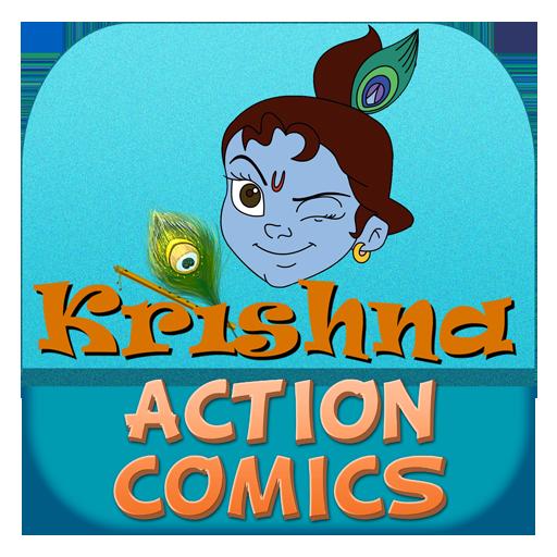 Krishna Action Comics