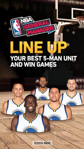 NBA ゼネラルマネージャー2016