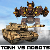 Rules of Tank vs Robots World War Hero