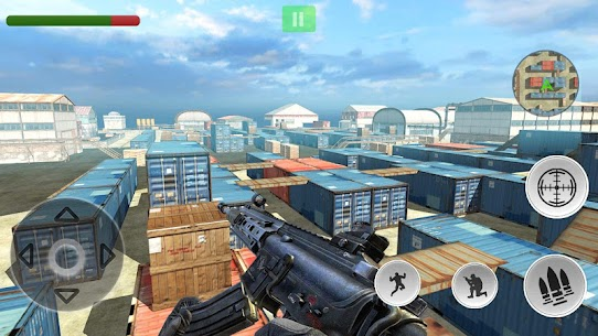 Mission Counter Attack : free shooting game 9