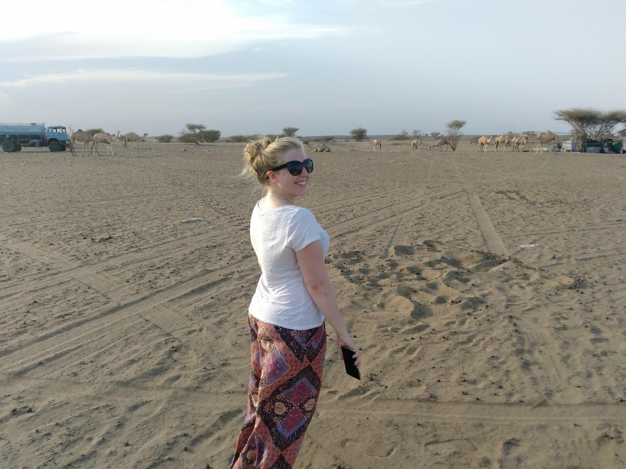 american in oman holiday desert al nahda resort