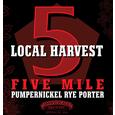 5 Mile Pumpernickel Rye Porter