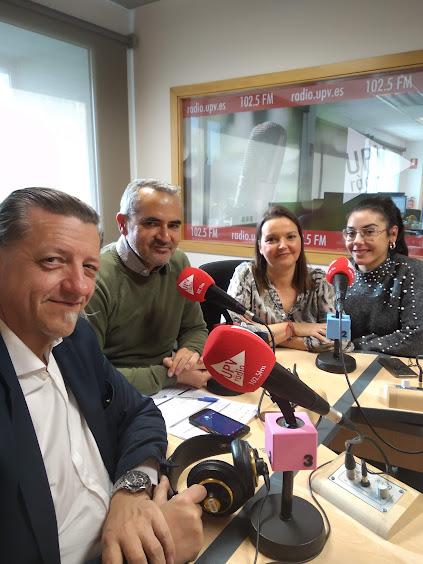 Programa 104 en la UPV-Radio de Hablemos de Fallas.