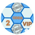 2+ ODDS VIP GREEN ARENA icon