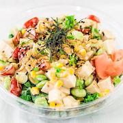 Kale Machine Bowl