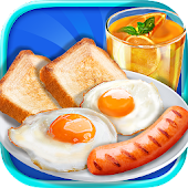 Make Breakfast: Food Game