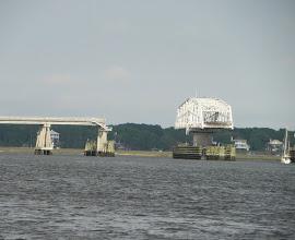Photo: Swing bridge