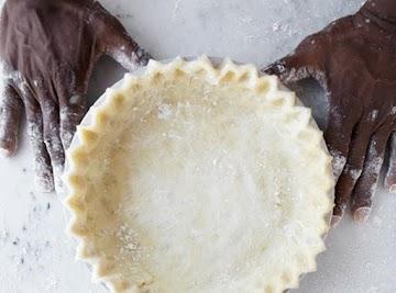 Alan's Pie Pastry, My Technique. Recipe