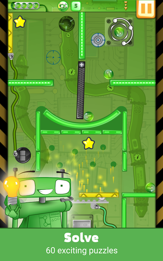 Power my Robot - Puzzle- screenshot