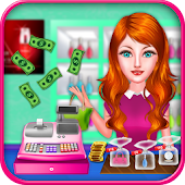 Cosmetic Store Cash Register - Supermarket Mania
