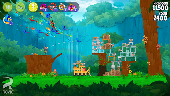 Angry Birds Rio Screenshot 12