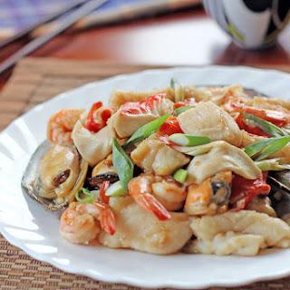 Seafood Mix Sauce Recipes.
