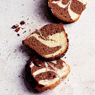 Double-Chocolate Swirl Pound Cake