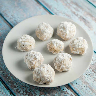 Snowball Russian Teacake Cookies