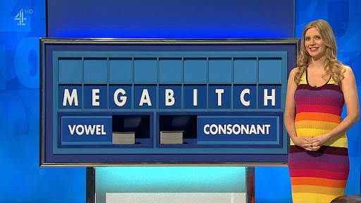 Countdown's Anne Robinson stunned as 'megabitch' revealed during game before watershed