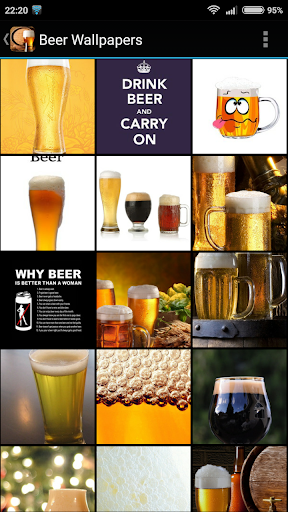Fondos de Pantalla Cerveza