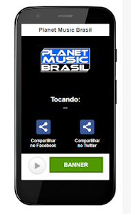 Planet Music Brasil- screenshot thumbnail