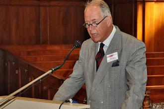 Photo: Voorzitter Kees Blok