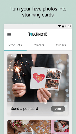 TouchNote: Cards & Gifts 7.4.4 screenshots 2