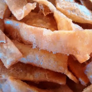 Chickpea Chips.