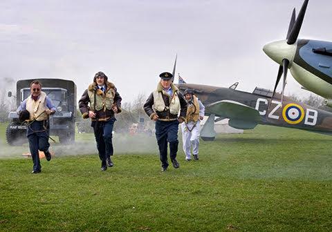 Battle of Britain War Planes