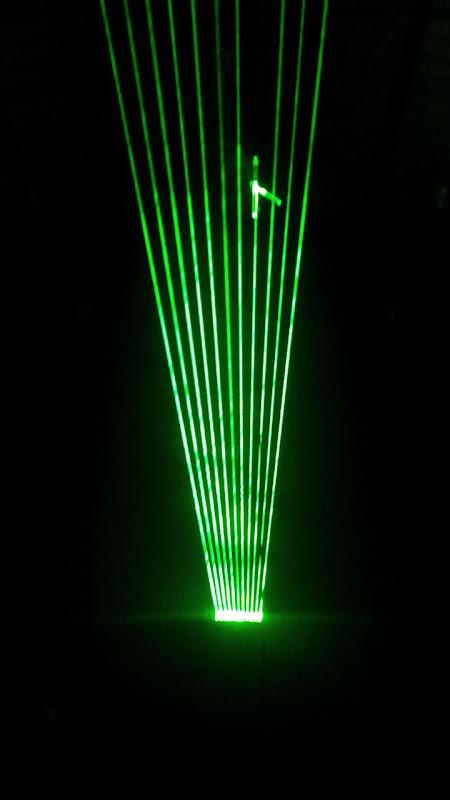 Arpa laser - Vedere la musica di heaven1985k