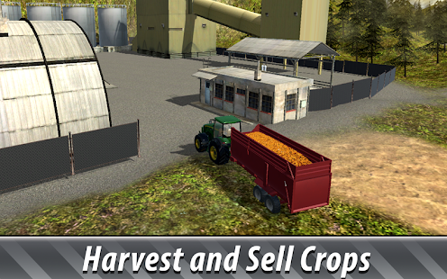 Euro Farm Simulator: Corn - náhled