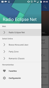 Radio Eclipse Net- screenshot thumbnail