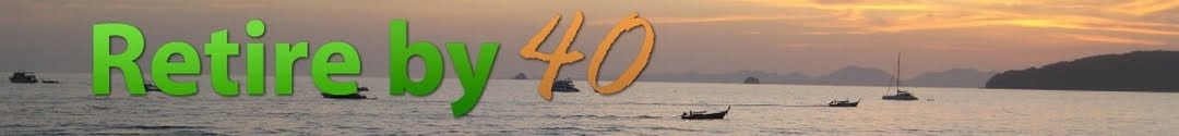 retire by 40 old banner