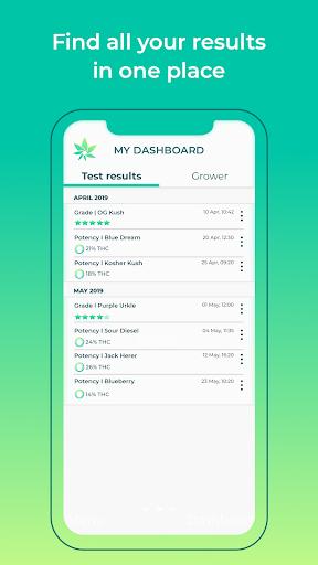 HiGrade: THC Testing & Cannabis Growing Assistant 1.0.296 screenshots 7
