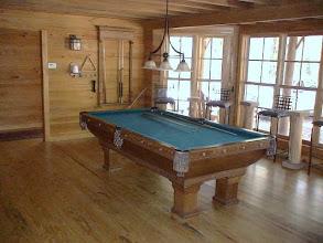 Photo: Lodge Pool Table