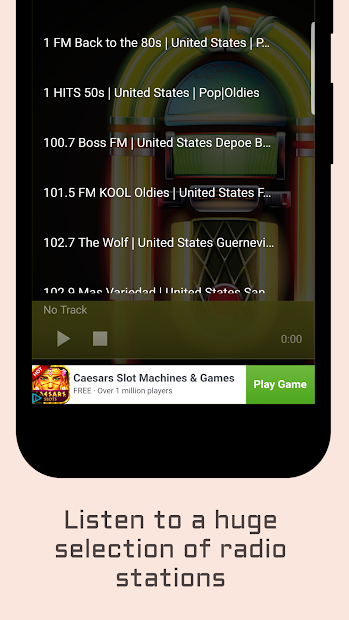 Oldies Radio 500+ Stations on Google Play Reviews | Stats