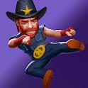 Nonstop Chuck Norris - RPG Offline Dungeon Crawler icon