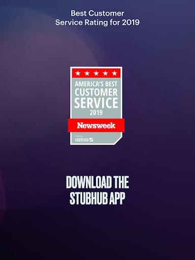 StubHub - Live Event Tickets screenshot 13