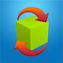 Cube Swapper 3D (Ad Free) icon