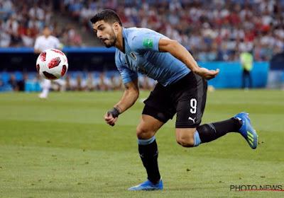 🎥 Quand Luis Suarez réclame un penalty pour une main ... du gardien