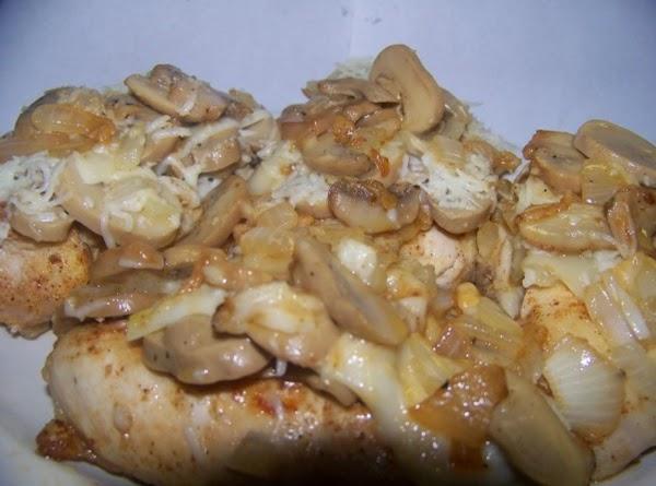 Chicken Georgia Recipe
