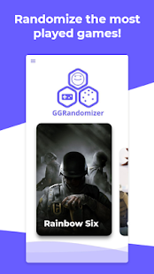 Download GGRandomizer For PC Windows and Mac apk screenshot 1
