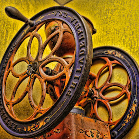 From long ago by Ruth Sano - Artistic Objects Antiques ( mill, photograph, wheel, antique,  )