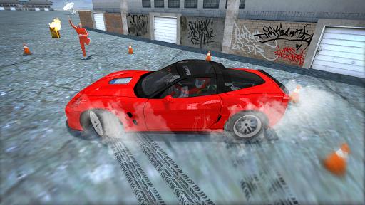 Sport Car Corvette 1.1 screenshots 1