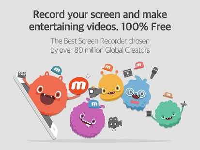 Mobizen Bildschirmaufzeichnung (Screen Recorder) Screenshot