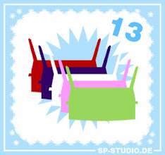 Photo: Today's www.sp-studio.de Christmas update is an apron. You can choose your own color and combine it with other shirts.