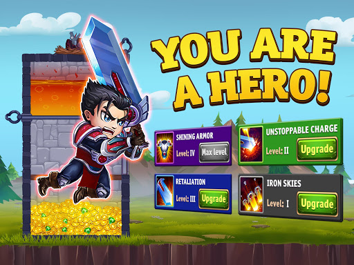 Hero Wars – Hero Fantasy Multiplayer Battles screenshot 13