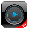 Audio video player for android icon