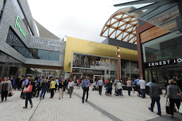 Shopping centres in Bracknell