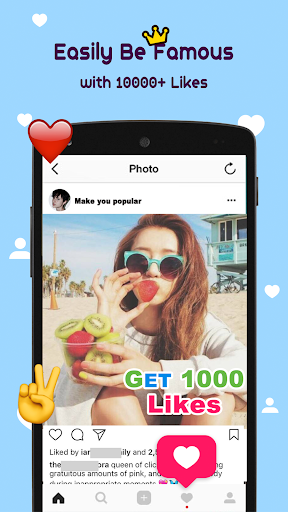 Real Followers + for Instagram  - for PC