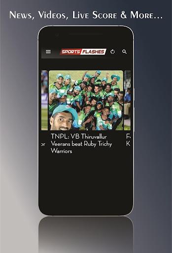 SportsFlashes - Sports Radio, TV, Scores & Updates 5.6 screenshots 4